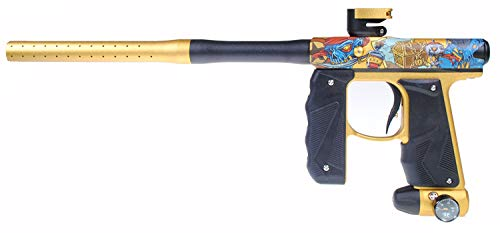 dition Mini GS Paintball Gun Marker (Limited Edition - Buccaneer) ()