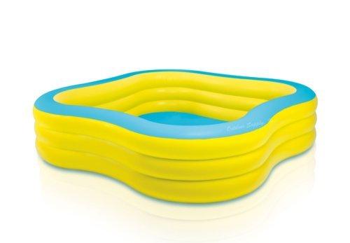 Intex Swim Center Family Inflatable Pool, 90