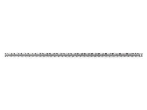 Aluminum Yard/Meter Stick, 39-Inch/100cm
