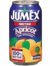 Jumex Cans - Jumex Apricot Nectar (24x11.3 OZ)
