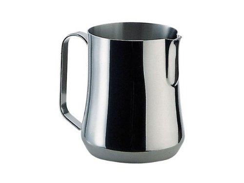 Motta 5001//25 Aurora Milk Frothing Jug Stainless Steel 0.25 l