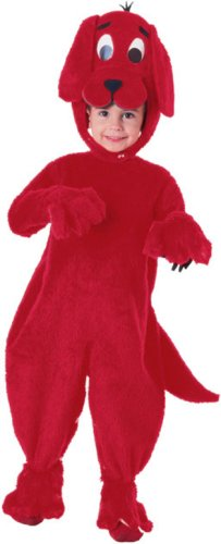 Deluxe Clifford The Big Red Dog Child (Toddler)