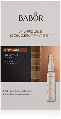 AMPOULE CONCENTRATES 3D Lifting Fluid for Face 14 ml - Best