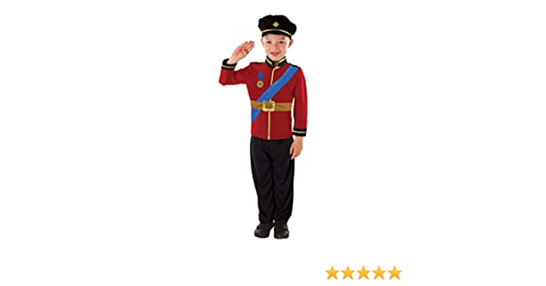 Christys Dress Up Royal Prince traje con sombrero (3-5 años): Amazon.es: Juguetes y juegos
