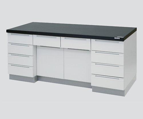 アズワン3-4186-03サイド実験台木製タイプ3000×900×800 B07BD2YWSC