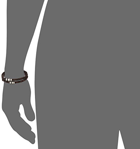 Fossil-Retro-Pilot-Leather-Bangle-Bracelet