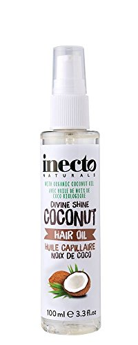 Inecto Naturals - Divine Shine Coconut Hair Oil Spray - 100ml