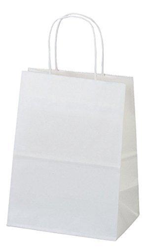 Halulu blanco bolsa de papel - PREMIUM papel Kraft bolsa de ...