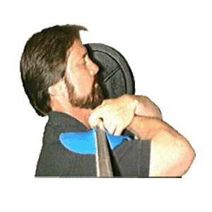 Sting Ray Front Squat Stabilizer