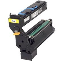 Konica Minolta 1710580-002 Laser Toner Cartridge Yellow