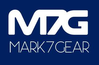 Badehose Mark7Gear GYM & SWIM - grau - Sportshorts mit JOCKSTRAP