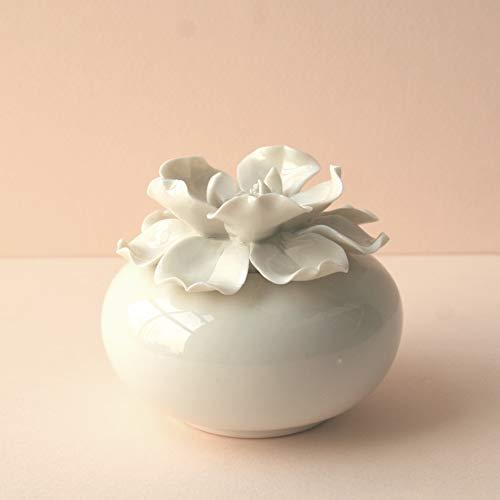 dwelling Porcelain Fragrance Diffuser Bottle Flower Head