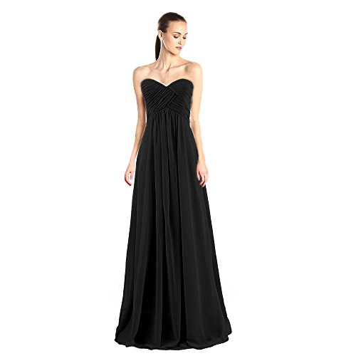 Wedding Dresses For Night Time : Time dresses sweetheart bridesmaid chiffon prom