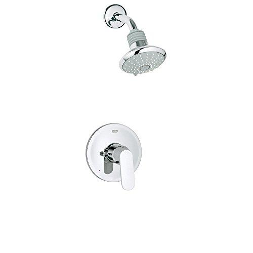 Eurosmart Cosmopolitan Single Handle 2 Spray Shower