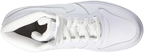 White NIKE Men 's White 100 White Ebernon Shoes Mid Basketball rrTv8q