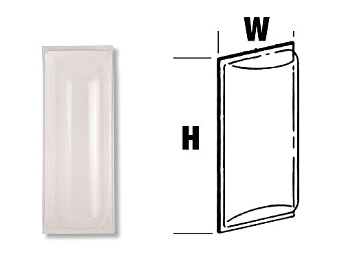 - Larsens CB-0621 Clear Bubble Cover for C-2409 Fire Extinguisher Cabinets