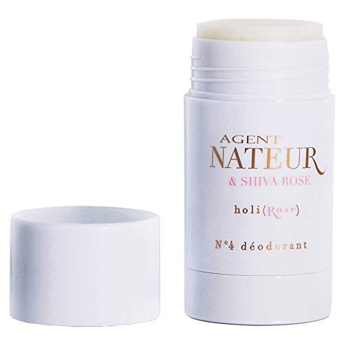 Agent Nateur Holi (Rose) Shiva Rose N4 Natural Organic Deodorant for Women (Best Pills For Staying Hard)