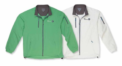 - Men's Peter Millar Halifax Performance Windblock Jacket White Small