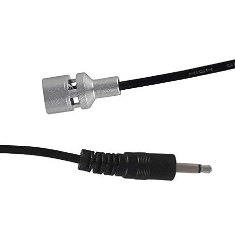 WJDASM Micrófono ALLOYSEED Clip con cable portátil en el micrófono ...