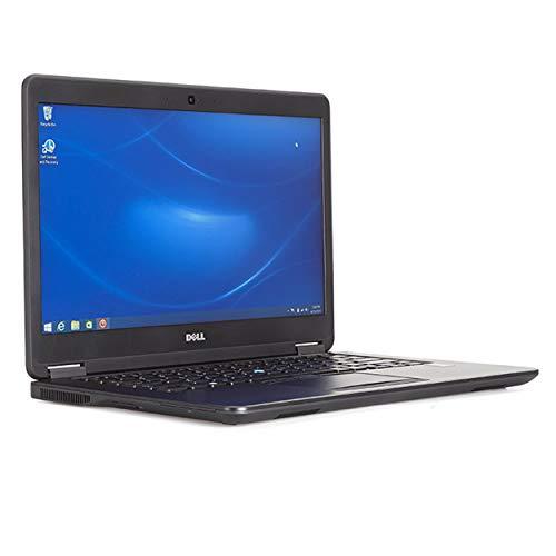 Dell Latitude E7450 14 Inch (Intel Core i5-5300U 2.6 GHz, 8 GB RAM, 256 GB SSD, WLAN, Webcam, Integrated Graphics…