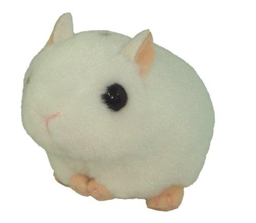 Trembling hamster Pearl White