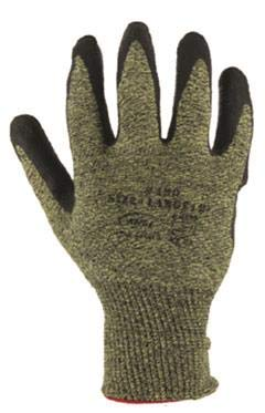 ORR ANSI Cut Level 4 Glove with Foam Nitrile Coating - Small (8 Pairs)
