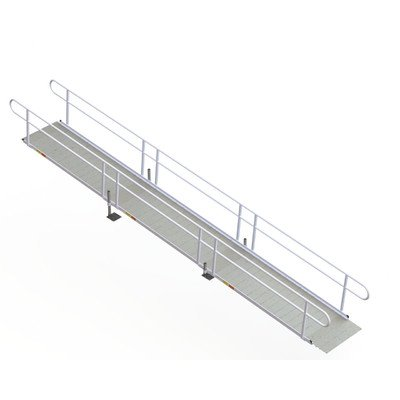 MOD Ramp System Size: 24' L by EZ-Access