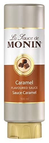 Monin Caramel Bottle, 500 ml