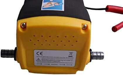 /Öl-Absaugpumpe 300W Absaugpumpe 40 l//min /Öl-Transferpumpe 12V Dieselpumpe f/ür KFZ-/Ölwechsel//Motor/öl-Wechsel