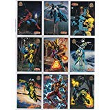 1994 Marvel Universe Series V Base Set of 200 Cards NM/M Spider-Man, -