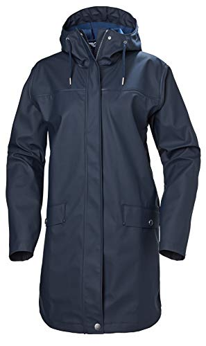 Helly Hansen Women's Moss Outdoor Waterproof Rain Coat