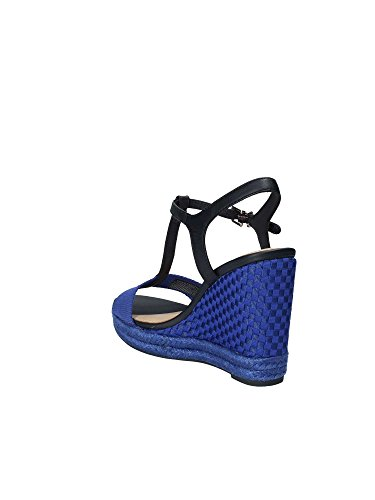 Women and Sandals Blue Model Sandals FW0FW02249 for for White Women Slippers Brand Slippers Tommy Hilfiger Colour and White T6zq5wnUEx