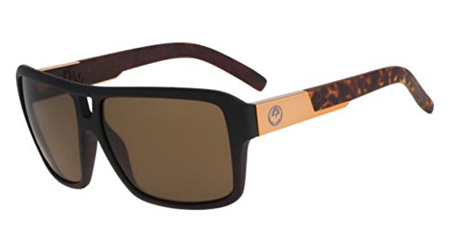 Dragon DR THE JAM 3 Sunglasses 851 Polished Walnut Brown