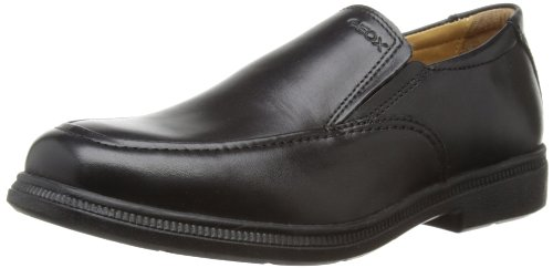 Geox Cfederico2 Oxford (Little Kid/Big Kid),Black,33 EU/2 M US Little Kid by Geox (Image #1)