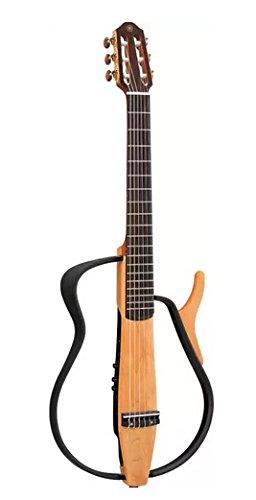 yamaha ハウリングしにくいリバーブ内臓サイレントギター slg100n オリジナルケース 弦  [プレゼント セット]   B00XRFCX96