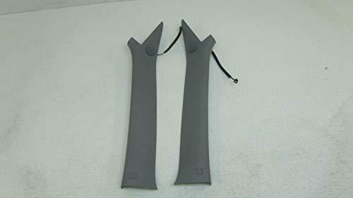(Morad Parts 05 Fits Buick Lacrosse Pair of Light Grey A Pillars w/Tweeters Speakers Trim Panels)