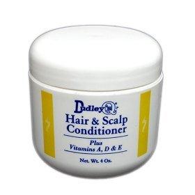 Dudley's Hair & Scalp Conditioner Vitamins AD & E 4 oz