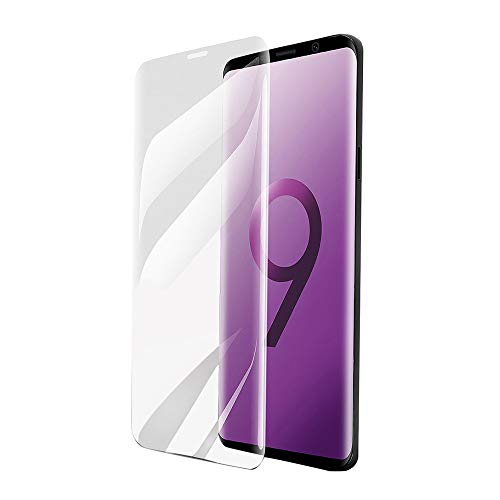 for Smasung Galaxy Note 9 Screen Protector,Kacowpper 3D Full Cover Curved Protector Screen Tempered Glass Film for Samsung Note 9 Halloween Hot Sale!!!(Clear)