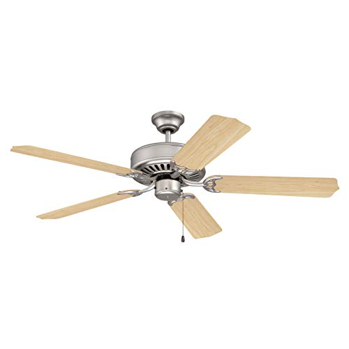 Craftmade K10262 Ceiling Fan Motor with Blades Included, 52