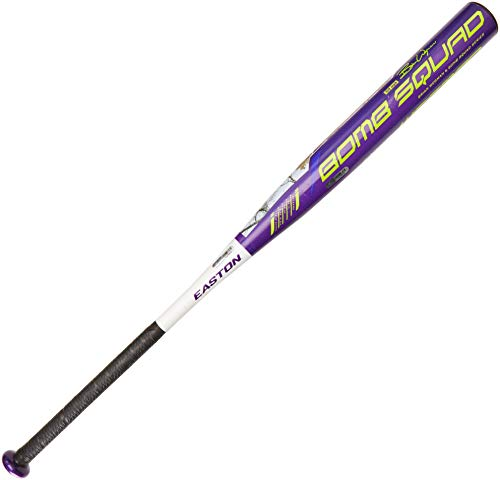 Easton SP16BWU Raw Power Brian Wegman Loaded USSSA Slowpitch Softball Bat (1 Piece), 34 inch/26 oz