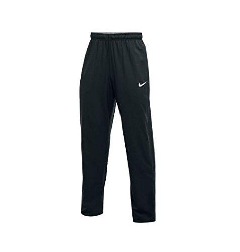 NIKE Mens Dry Pants (Black/White, X-Large) ()