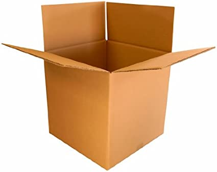 Cube cartón 5 a 40 x 40 x 40 cm: Amazon.es: Oficina y papelería