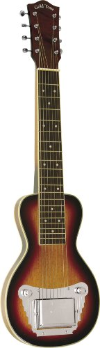 gold tone ls 8 lap steel guitar eight string two tone tobacco lap steel guitar buy online. Black Bedroom Furniture Sets. Home Design Ideas