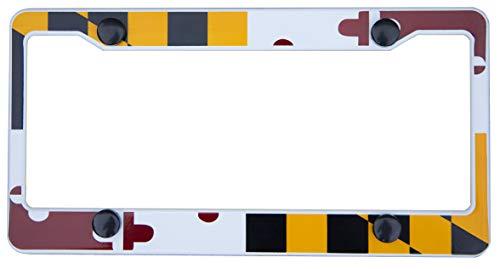 maryland license plate frame - 1