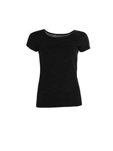 Smash Rubens, Camiseta para Mujer Negro (Black)