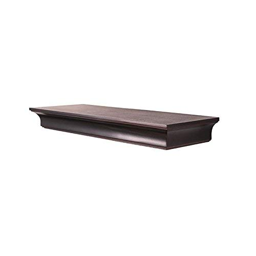 allen + roth 30-in W x 2.75-in H x 7-in D Wood Wall Mounted Shelving