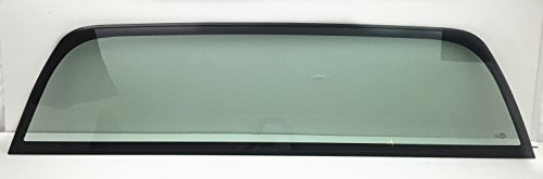 TYG DB9370GTY 1998-2001 Dodge RAM 1500, 1998-2002 2500 & 3500 Pickup Rear Window Back ()