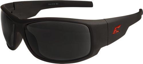 Edge Eyewear HZ136 Caraz Torque Non Polarized Smoke Lens (12 Pack) by Edge Safety