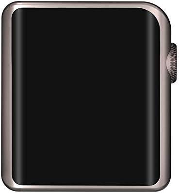 Shanling M0 Reproductor de Audio Digital y DAC, portátil, sin pérdidas, Color Negro Gris