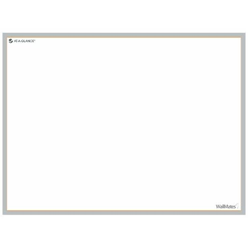 New AT-A-GLANCE AW501028 WallMates Self-Adhesive Dry Erase Writing Surface, 24 x 18 for cheap
